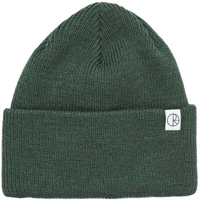 Polar Skate Co. Merino Wool Beanie Green