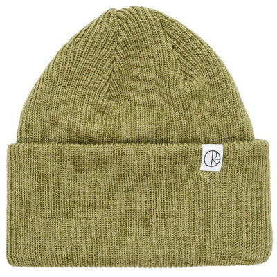 Polar Skate Co. Merino Wool Beanie Military Light Green