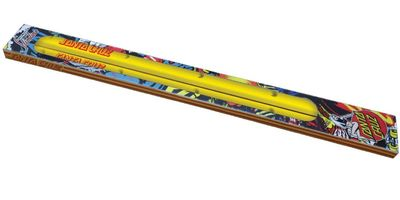 Santa Cruz Slimline Rails Yellow