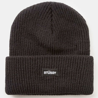 Stüssy Watch FA17 Cap Beanie Black