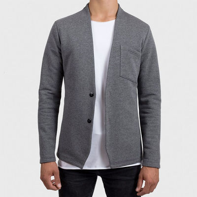Vaella Upper Jacket Grey