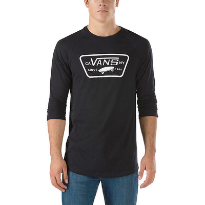 Vans Full Patch Raglan Black