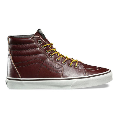 Vans Sk8 Hi Ground Breakers Rum Raisin/Marshmallow