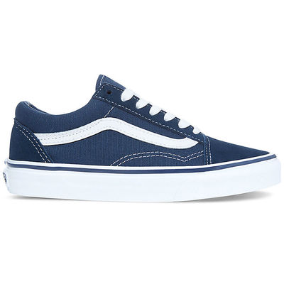 Vans Old Skool Dress Blues/True White