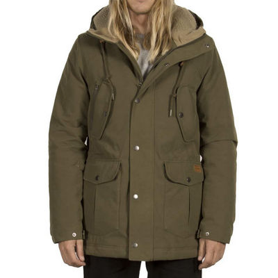 Volcom Starget Parka Military