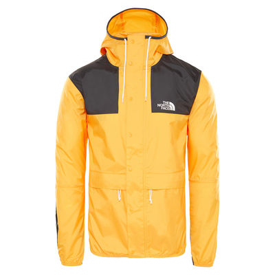 The North Face 1985 Seasonal Mountain Jacket Zinnia Orange