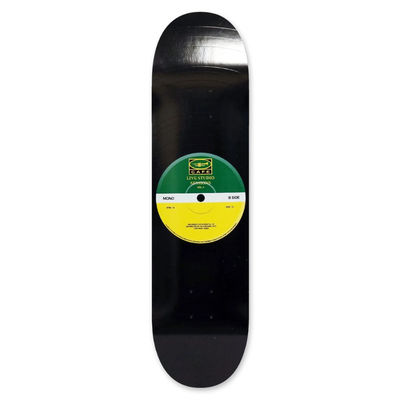 "Skateboard Cafe 8,38"" 45 Green/Yellow"