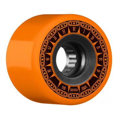 Bones Wheels ATF Rough Riders Tank 80a Orange 59mm
