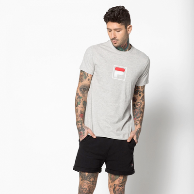 Fila Evan Tee Light Grey