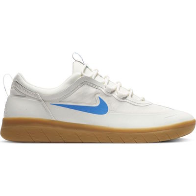 Nike Sb Nyjah Free 2 Summit White/ LT Photo Blue