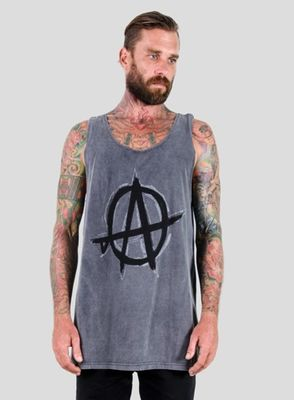 Asenne Circle A Singlet