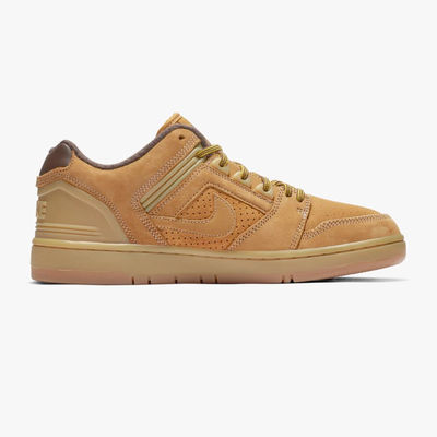 Nike SB Air Force II Low Premium Bronze/Bronze Baroque Brown