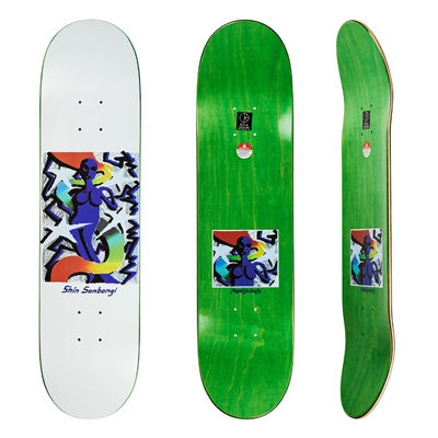 "Polar Skate Co. 7,875"" Shin Sanbongi Queen"