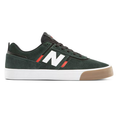 New Balance Numeric 306 Dark Green/ Red