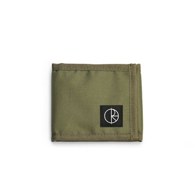 Polar Skate Co. Cordura Wallet Olive