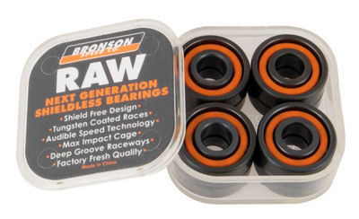 Bronson Speed Co. Bearings Raw