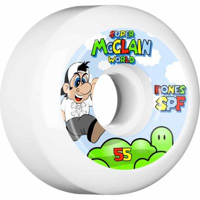 Bones Wheels SPF McClain Super 55mm
