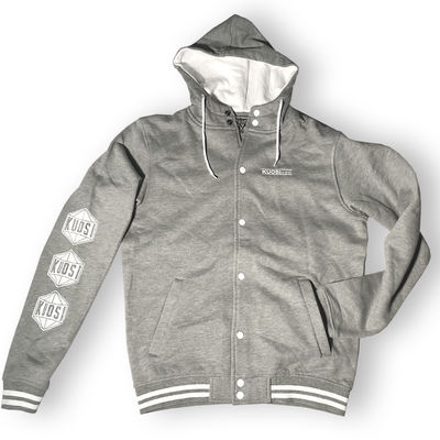 Kuosi Diamond Hooded College Jacket