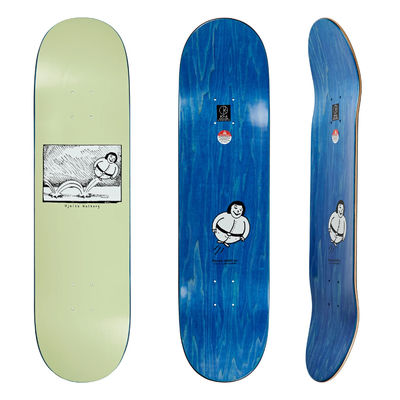 "Polar Skate Co. 8,375"" Hjalte Halberg Bounce Light Green"