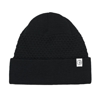 Polar Skate Co. Wobble Beanie Black