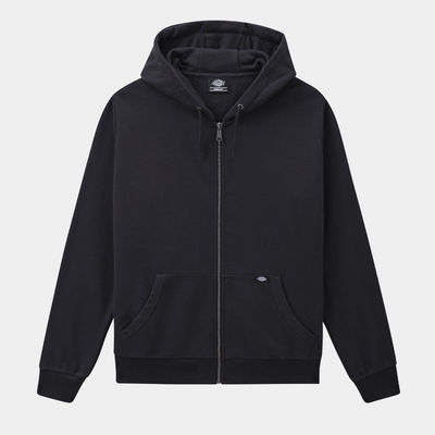 Dickies New Kingsley Zip Through Black