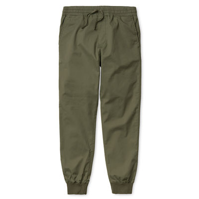 Carhartt WIP Madison Jogger Rover Green (rinsed)