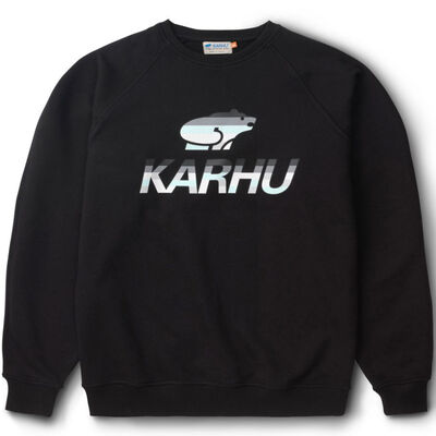 Karhu Team College Sweatshirt Black/Multi Colour