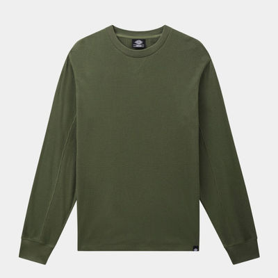 Dickies Zwolle Waffle Army Green