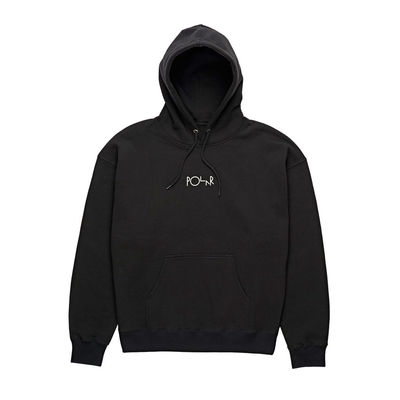 Polar Skate Co. American Fleece Hoodie Black