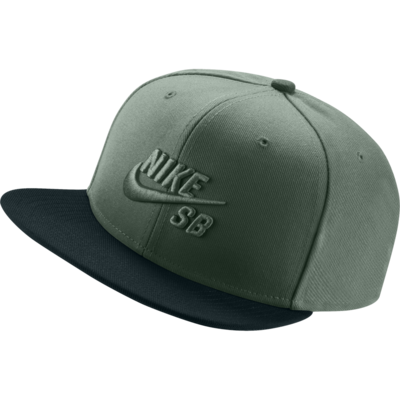 Nike SB Hat Clay Green/Deep Jungle/Clay Green