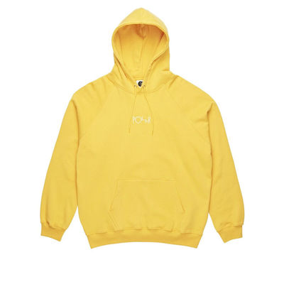 Polar Skate Co. Default Hood Yellow
