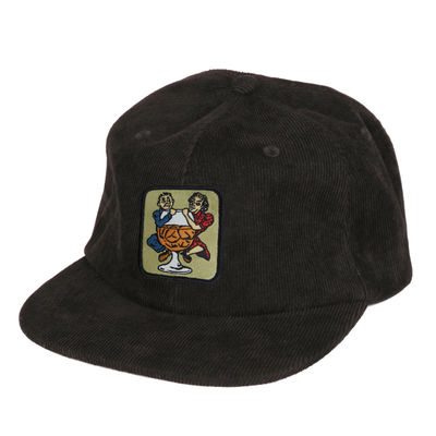 PassPort With A Friend 6 Panel Cap Black