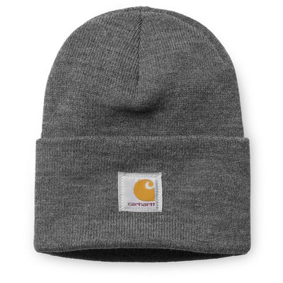 Carhartt WIP Acrylic Watch Hat Dark Grey Heather