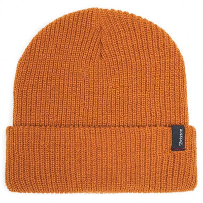 Brixton Heist Beanie Burnt Orange