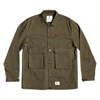 DC Admiral Workwear Jacket Fatigue Green