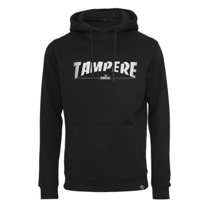 Cartel Tampere Hood Black Slim