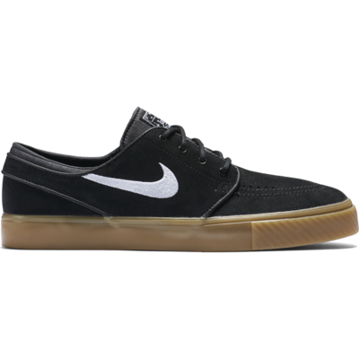 Nike SB Stefan Janoski Black/Gum Light Brown/White
