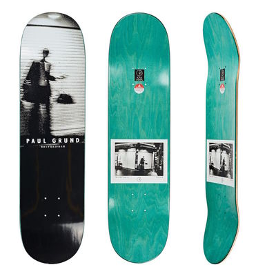 "Polar Skate Co. 8"" Paul Grund Man In Rain"