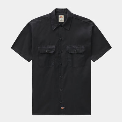 Dickies S/S Work Shirt Black