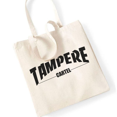 Cartel Tampere Tote Bag Natural