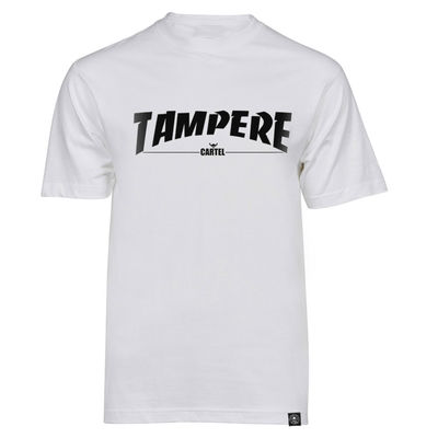 Cartel Tampere T-Shirt White