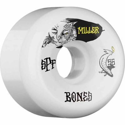Bones Wheels SPF Miller Guilty Cat 56mm