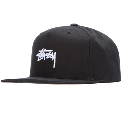 Stüssy Stock Su18 Cap Black
