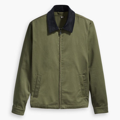 Levi's Skateboarding LSC Mechanic Jacket Ivy Green