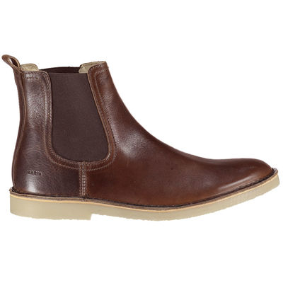 Makia Chelsea Boot Chestnut