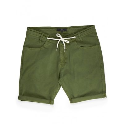 Makia Nautical Shorts Green