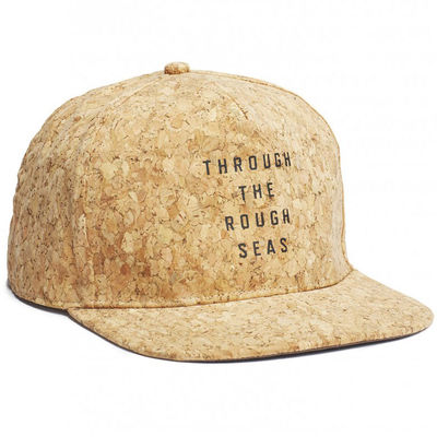 Makia Rough Seas Cork Cap