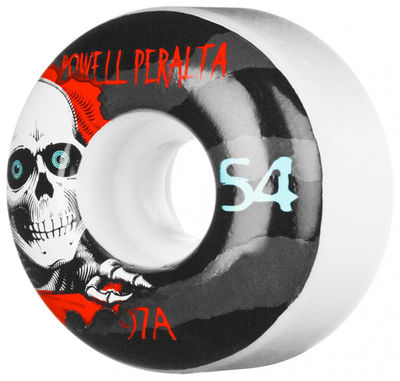 Powell Peralta Ripper II 97a 54mm White