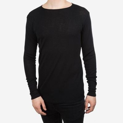 Vaella Harbor Knitwear Black