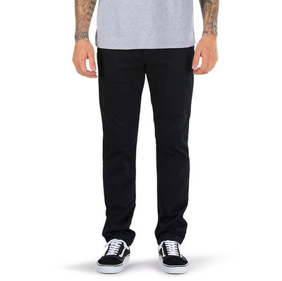 Vans Authentic Chino Stretch Black